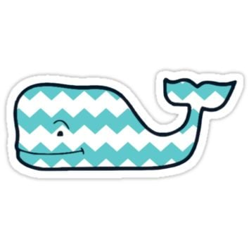 Chevron Vineyard Vines Whale 2 by Csturges07