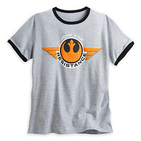 Join the Resistance Ringer Tee for Adults - Star Wars: The Force Awakens
