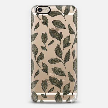 Leaves iPhone 6 case by Jessica Roux | Casetify