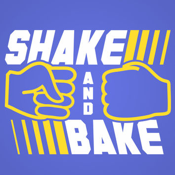 SHAKE AND BAKE Crewneck Sweatshirt