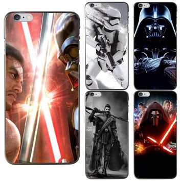 Star Wars hard PC back cover for coque iPhone 6 6S Plus phone case for Apple iPhone 6 case new arrivals for fundas iPhone 6 case