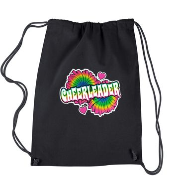 Cheerleader Drawstring Backpack