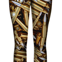 Bullets Leggings - READY TO SHIP