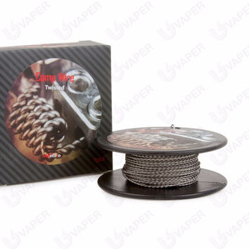 Wotofo Quad Twisted Kanthal Competition Wire in 3m Spool