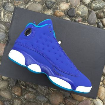 Air Jordan 13 Retro Lily Purple Basketball 36 40