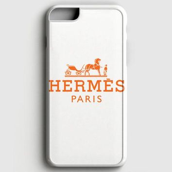 Hermes Logo iPhone 6 Plus/6S Plus Case