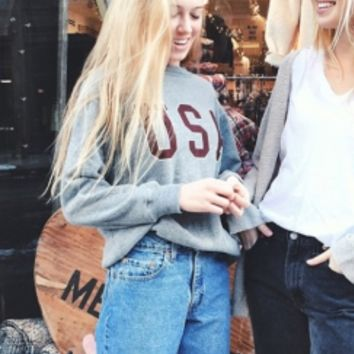 Brandy & Melville Deutschland - Acacia USA Sweater