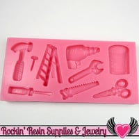 DIY Hardware Tools SILICONE MOLD Food Grade