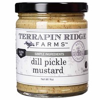 Terrapin Ridge Farms Dill Pickle Mustard 8 oz. (226g)