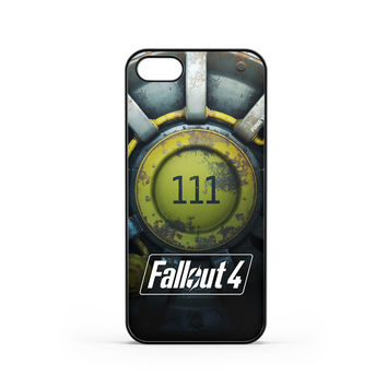 Fallout 4 Triple One iPhone 5 / 5s Case