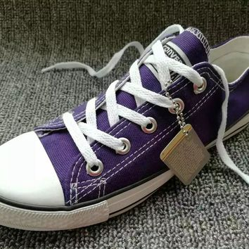 converse chuck taylor all star women sport casual low help shoes canvas shoes classic cloth shoes