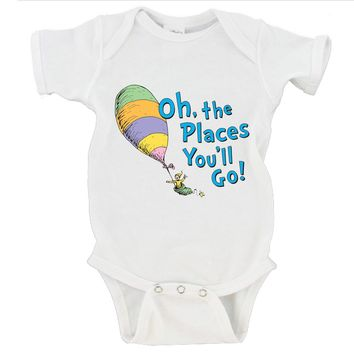 Oh The Places You'll Go! Gerber Onesuit ®