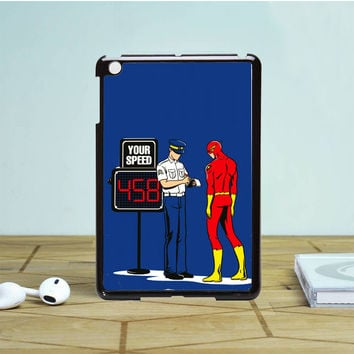 The Flash Speeding Ticket IPad Mini 1 2 Case Auroid