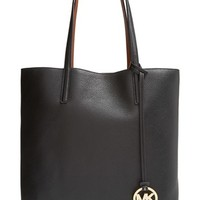 MICHAEL Michael Kors 'Izzy - Large' Pebbled Leather Tote (Nordstrom Exclusive)