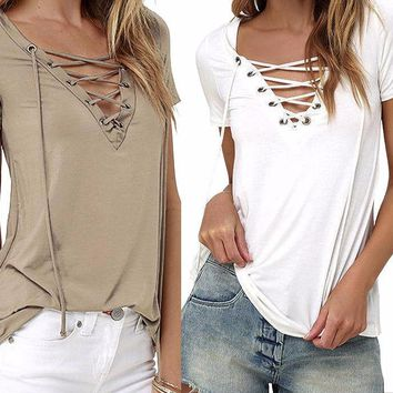 Lace Up Pirate Blouse/Top Many Color Ways