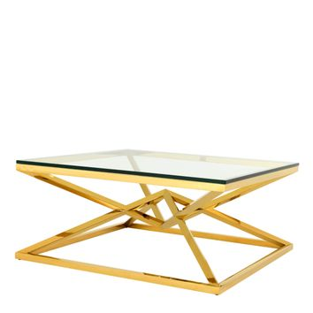 Gold Coffee Table | Eichholtz Connor