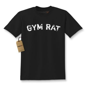 Gym Rat Workout Kids T-shirt