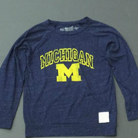 Retro Brand Girls' Michigan Pullover – InMotion Clothing