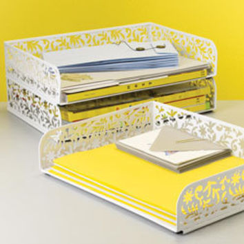 Vinea Stacking Letter Tray - See Jane Work