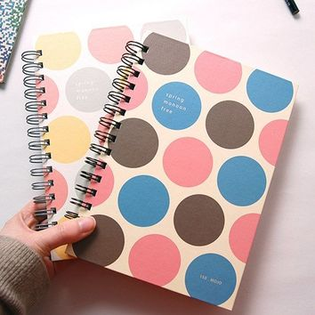 MochiThings: Spring Grid/Lined Notebook