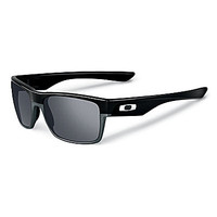 Oakley Two-Face Sunglasses - Polished Black