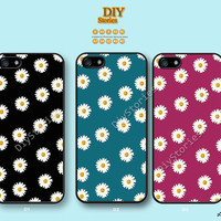 Sunflower, Phone cases, iPhone 5 case, iPhone 5S 5C Case, Daisy, iPhone 4/4S Case, Samsung Galaxy S3 S4 S5, Note 2 3, 5C02524