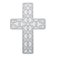 Cross Metal DIY Cutting Dies Stencil Paper Card Scrapbook Embossing Craft For Scrapbooking