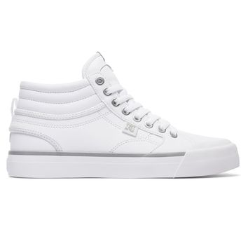 Women's Evan Hi High Top Shoes 888327907161 | DC Shoes