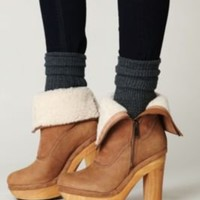 Koolaburra Pilar Platform Boot at Free People Clothing Boutique