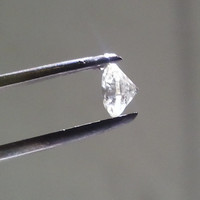 Loose Diamond.40 ct  VS2-HI European Cut Vintage