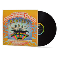 "THE BEATLES - ""Magical Mystery Tour"" vinyl record"