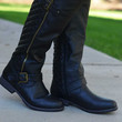 Walk in the Park Boots - Black