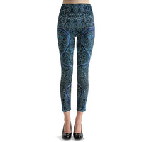 Hot Sox: Rome Print Leggings, at 30% off!