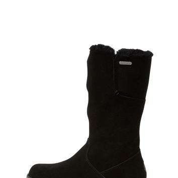 EMU Australia Women's Sandy Bay 14 Hi Sheepskin Boot - Black -
