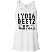 Lydia Deetz is My Spirit Animal (Beetlejuice) Tank Top Racerback