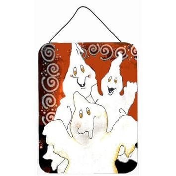 Ghostly Crew Halloween Wall or Door Hanging Prints PJC1005DS1216