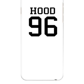 Calum Hood 96 black - iphone 6 Plus Case