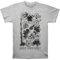 Dance Gavin Dance Men's  Transport T-shirt Heather