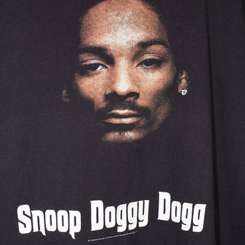1996 snoop doggy dogg tha doggfather shirt - vintage 90s - rap tees - death row records