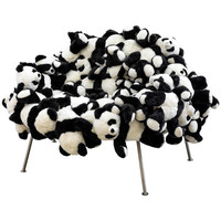 Fernando and Humberto Campana - Panda Banquete Chair