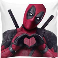 Deadpool Couch Pillow