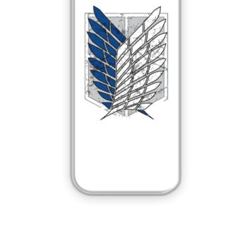 Attack On Titan - iPhone 5&5s Case