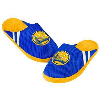 Golden State Warriors Jersey Slide Slippers - Men