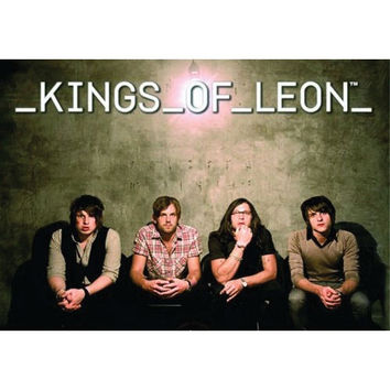 Kings Of Leon Post Card
