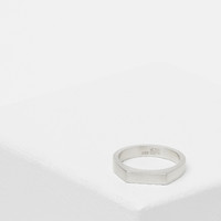 Totokaelo - Ming Yu Wang Sterling Silver Theorem Ring - $139.00