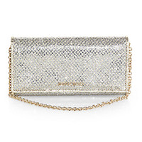 Jimmy Choo - Glitter Wallet On Chain