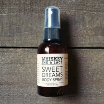 Sweet Dreams Body Spray