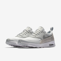 The Nike Air Max Thea Premium Women's Shoe.