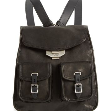 rag & bone Small Leather Field Backpack | Nordstrom