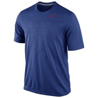 Nike Chicago Cubs Legend Dri-FIT Performance Tee